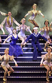 Dancers in '42nd Street'