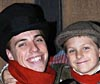 Cratchit and Tiny Tim