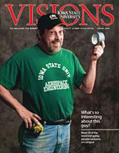 VISIONS magazine cover