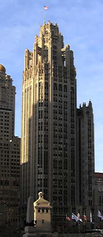 Chicago Trib Tower