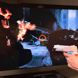 Violent video games influence aggressive thinking and behavior
