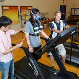 ISU research team testing accuracy of fitness bands #1