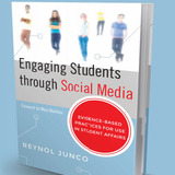 "Junco book ""Engaging Students Through Social Media"""