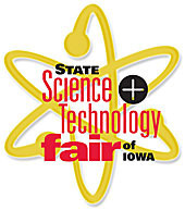 Logo for Science and Technology Fair of Iowa