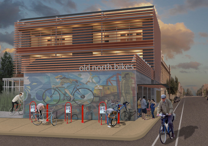 Old North Bikes Store