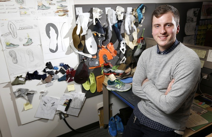 Isu graduating senior steps into his dream job at nike for Industrial design news