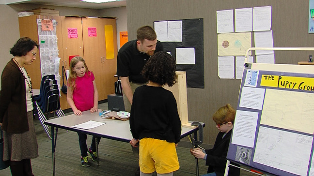 An Iowa State program enhances teaching of STEM in elementary schools
