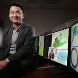Ming-Chen Hsu is developing a computational toolkit to improve the engineering designs of machines.