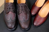 prototipi scarpe a base di fibra cellulosica