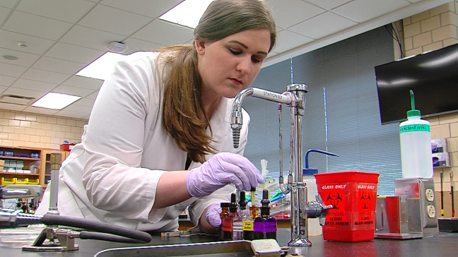 Iowa State graduate prepared for her next journey at Harvard Medical School