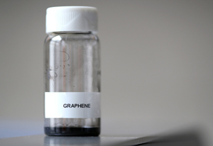 A sample of graphene, a wonder material