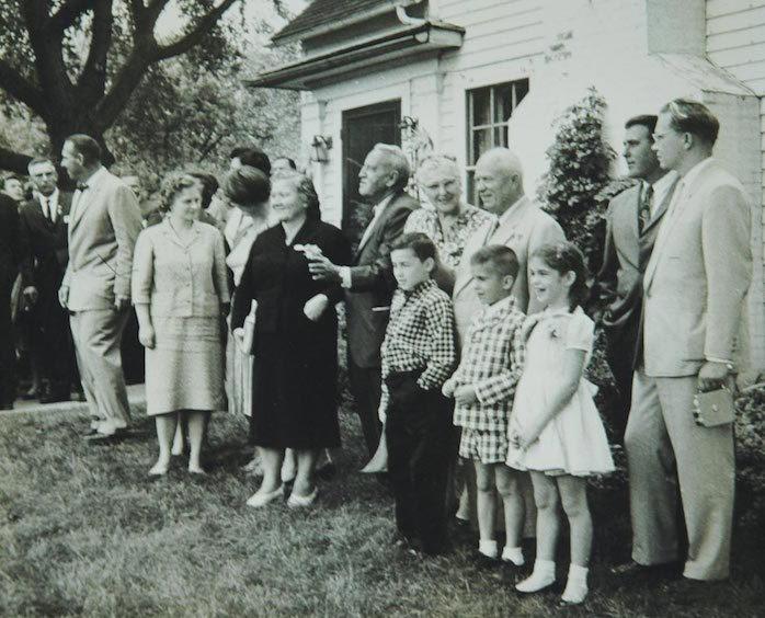 Khrushchev and Garsts