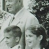 Khrushchev and Garst kids