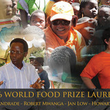 WFP laureates collage