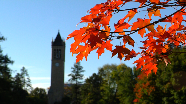 Postcard from Campus: Fall Bonus Footage