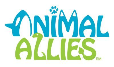 "This year's FIRST LEGO League ""Animal Allies"" logo"