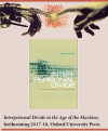 Book cover for Interpersonal Divide in the Age of the Machine