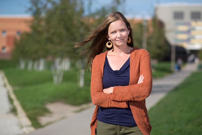 Change Agent Julie Stevens News Service Iowa State University