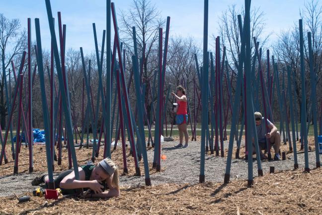Iowa Arboretum design-build