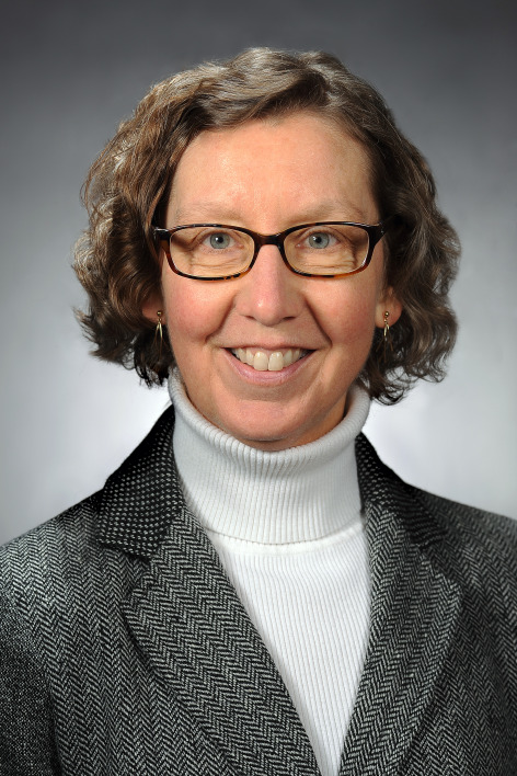 Sarah Nusser, vice president for research