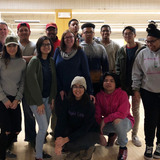 ISU 4U learning community bowling night