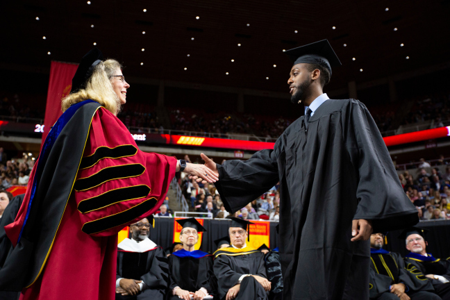 Iowa State Spring Commencement Events Are May 9-11 • News
