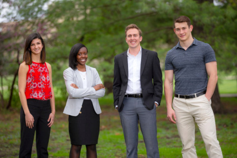 ISU students selected as Goldwater Scholars