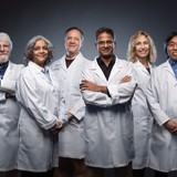 Part of Iowa State's nanovaccine team