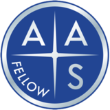 American Astronomical Society fellows pin