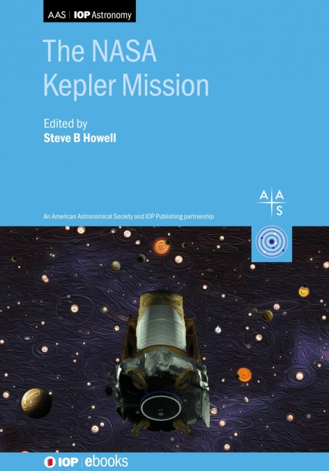 """The NASA Kepler Mission"" book cover"